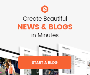 Premium Blog WordPress Themes - EasyBlog Themes