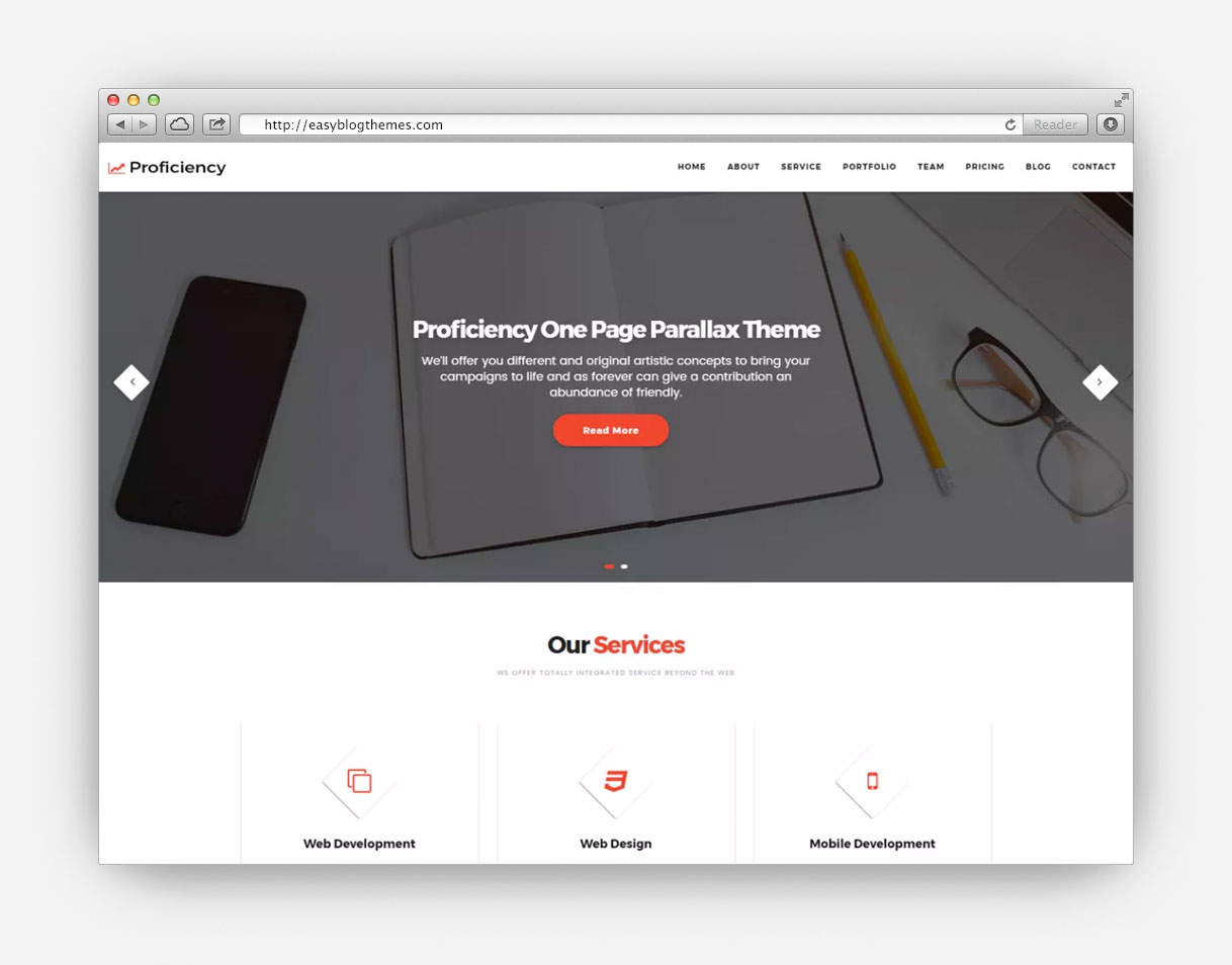32 Best Free Wordpress Themes for Agency of 2017