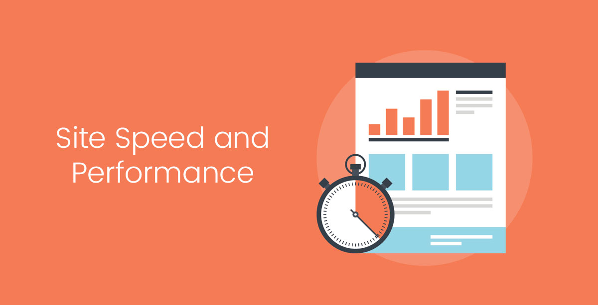 Site Speed and Performance