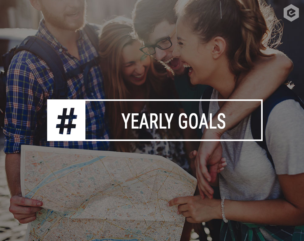 Yearly Blog Goals
